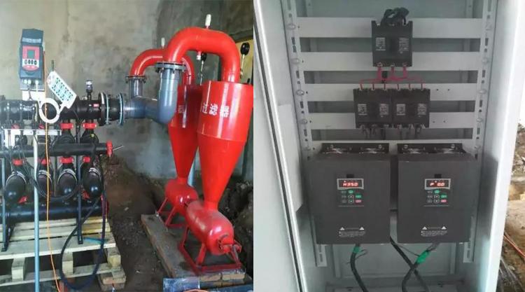 8100水泵变频器